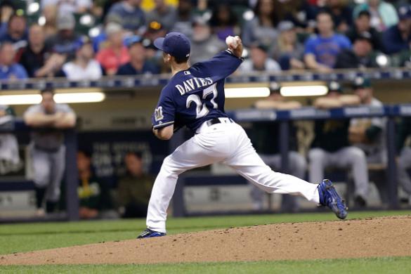 2016 Fantasy Baseball Player Profile: Zach Davies ...
