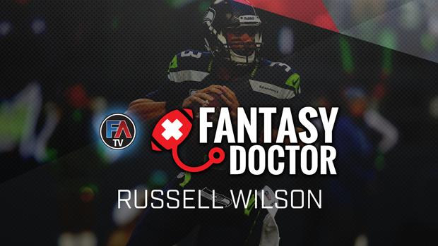 Video: The Fantasy Doctor - Russell Wilson