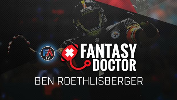 Video: The Fantasy Doctor - Ben Roethlisberger