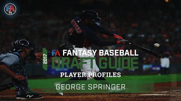 Video: 2017 MLB Draft Guide Player Profile : George Springer