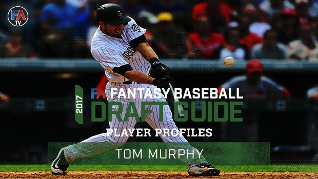 Video: 2017 MLB Draft Guide Player Profile: Tom Murphy