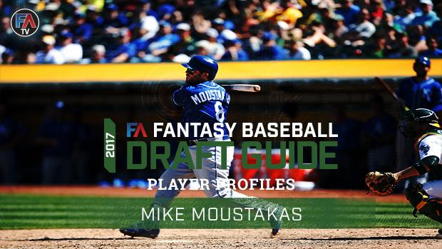 Video: 2017 Fantasy Baseball Player Profile: Mike Moustakas