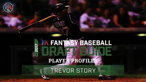 Video: 2017 Draft Guide Player Profile - Trevor Story