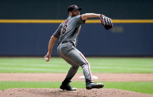2017 Fantasy Baseball Player Profile: Robbie Ray