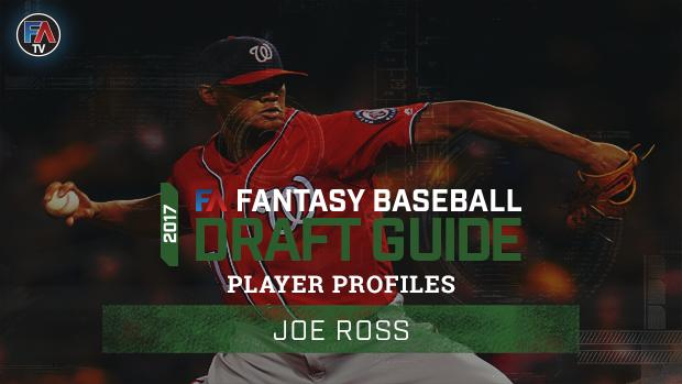 Video: 2017 Fantasy Baseball Player Profiles: Joe Ross