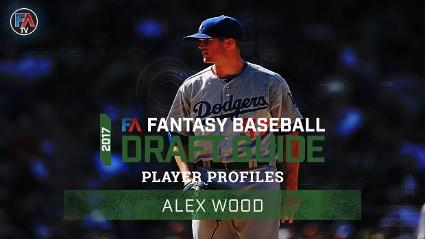 Video: 2017 Fantasy Baseball Player Profile: Alex Wood