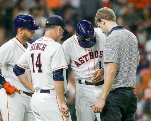 Fantasy Baseball Injury Report: July 18