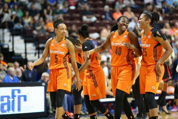 DFS WNBA Playbook & Optimal Lineups: August 8