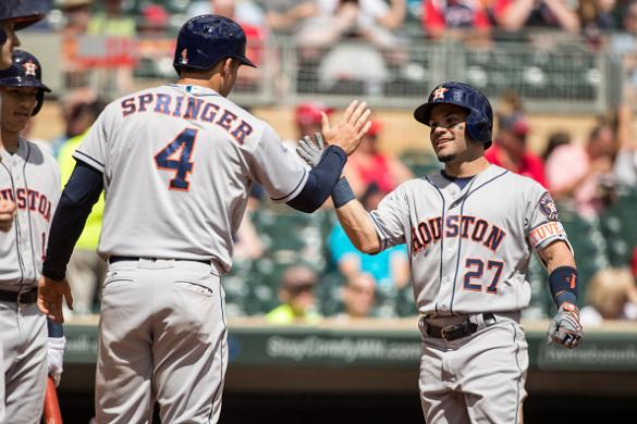 DFS MLB Stacks: September 6