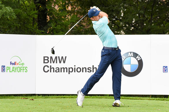 DFS PGA PLAYBOOK - BMW CHAMPIONSHIP Cover Image