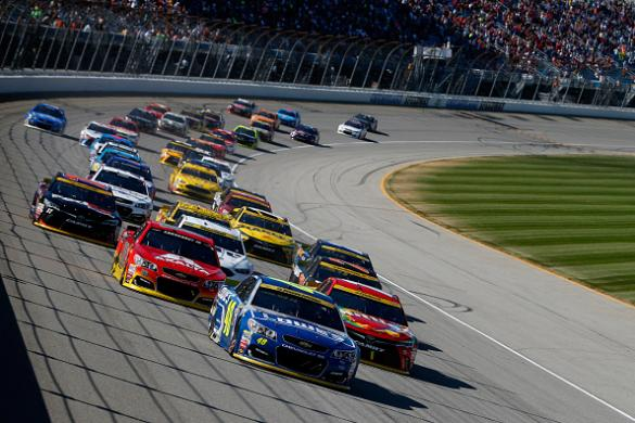 DFS NASCAR: Tales of the Turtles 400 Track Breakdown Cover Image