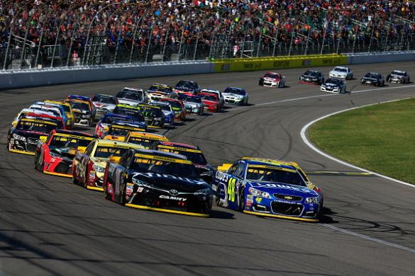 DFS NASCAR: Hollywood Casino 400 Track Breakdown Cover Image