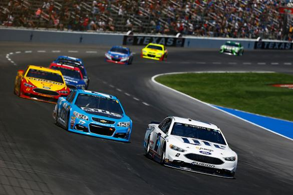 DFS NASCAR: AAA Texas 500 Track Breakdown Cover Image