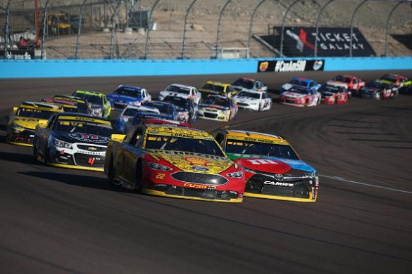 DFS NASCAR: Can-Am 500 Playbook and Lineups Cover Image