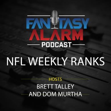2017 NFL DFS Podcast: Divisional Round Cover Image