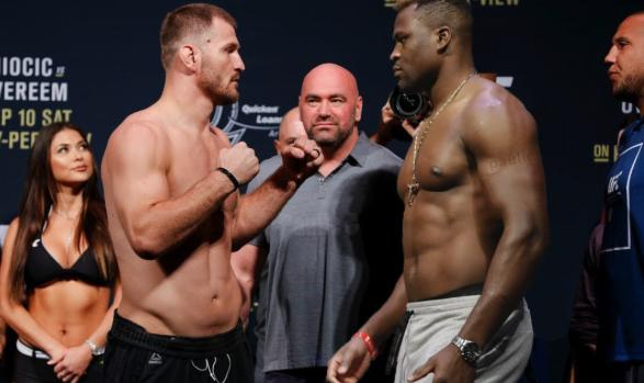 MMA DFS Playbook: UFC 220: Miocic vs. Ngannou Cover Image