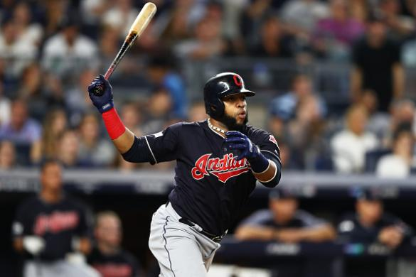 2018 MLB Draft Guide Player Profile: Carlos Santana Cover Image