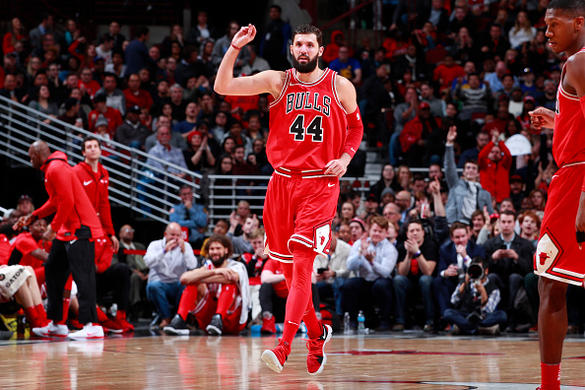 NBA In-Season Trade Analysis: Nikola Mirotic to the Pelicans