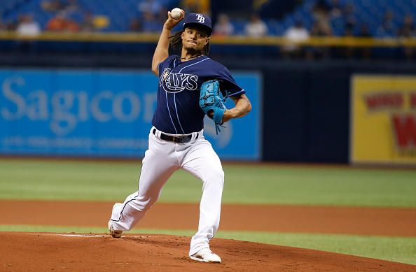 MLB Spring Training Rotation Battles: Tampa Bay Rays