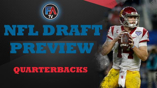 2018 NFL Draft Preview: Quarterbacks