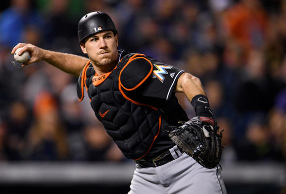2018 MLB Draft Guide Player Profile: J.T. Realmuto
