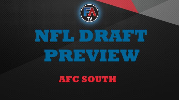 2018 NFL Draft Preview: AFC South