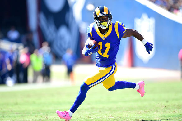 VIDEO: 2018 NFL Draft - Tavon Austin Dealt to Cowboys