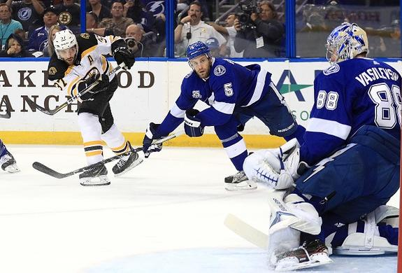 WinView Games Playbook: Lightning vs Bruins