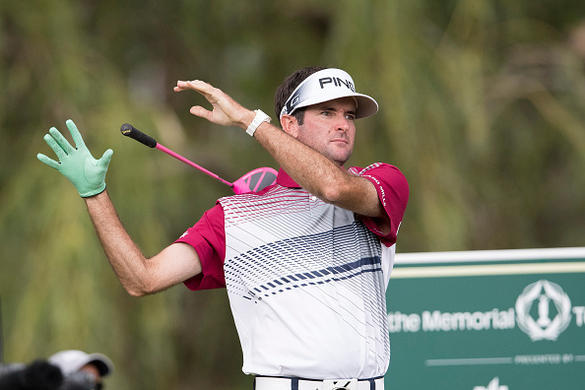 DFS PGA Optimal Lineups - The Memorial