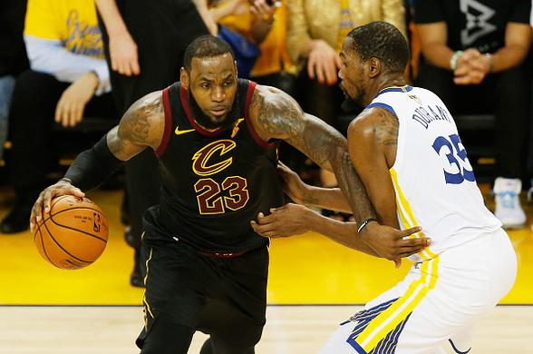 WinView Games Playbook: Warriors vs. Cavaliers - June 3
