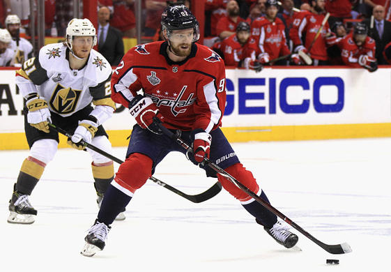 WinView Games Playbook: Capitals vs. Golden Knights - June 7