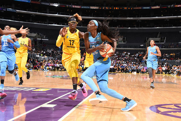 DFS WNBA Playbook & Optimal Lineups: June 12