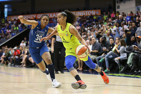 DFS WNBA Playbook & Optimal Lineups: July 5