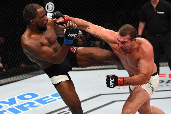 MMA DFS Playbook: UFC Fight Night Hamburg