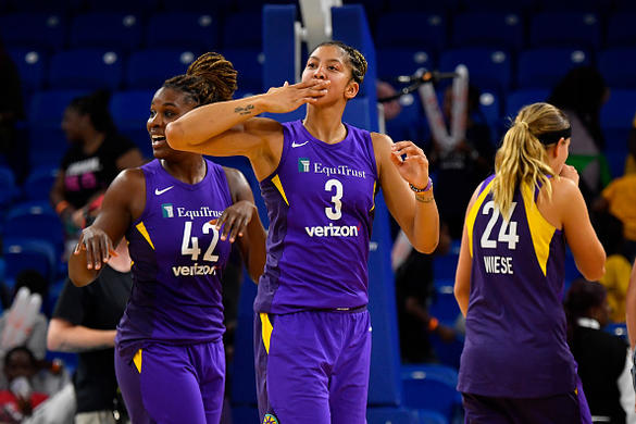DFS WNBA Playbook & Optimal Lineups: July 24