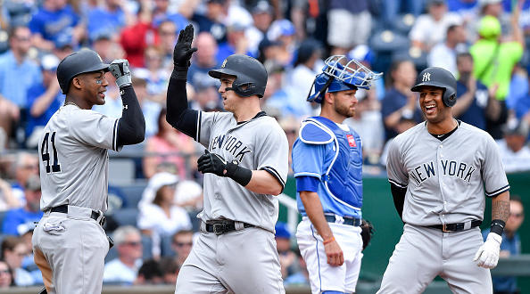 WinView Games Playbook: Royals vs. Yankees - July 26