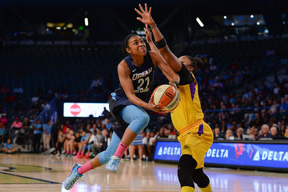 DFS WNBA Playbook & Optimal Lineups: August 12