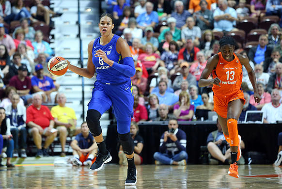 DFS WNBA Playbook & Optimal Lineups: August 17