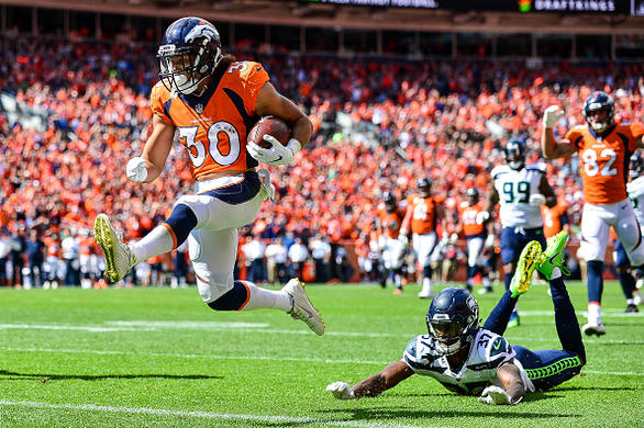 Fantasy Football Handcuff Report: Meet Phillip Lindsay