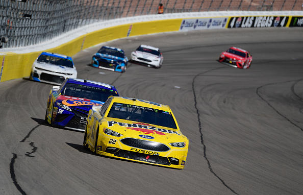 DFS NASCAR: South Point 400 Track Breakdown