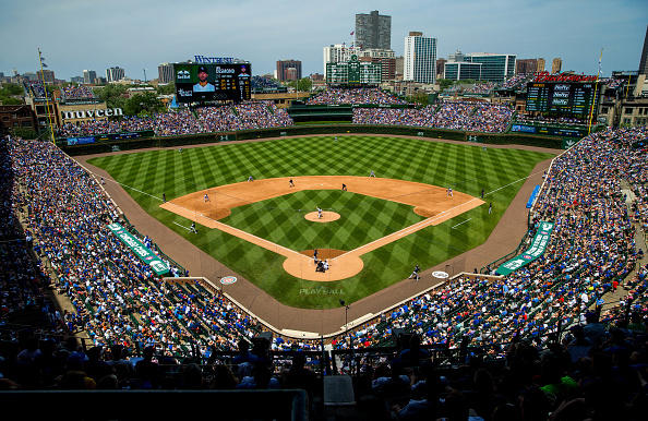 Fantasy Alarm DFS MLB: Wild Card Breakdown Rockies vs Cubs