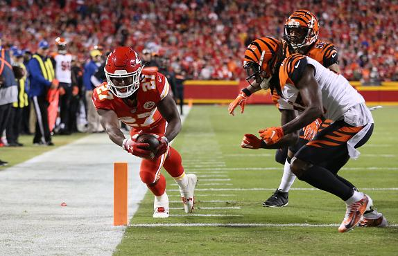 NFL Fantasy Football Red Zone Report: Week 7