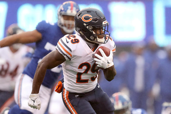 NFL Running Back Workloads: Week 13 Review