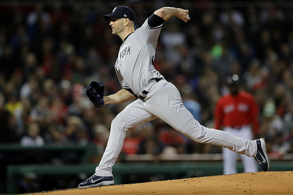MLB Offseason: Morton, Happ, Bour, and Relievers Sign