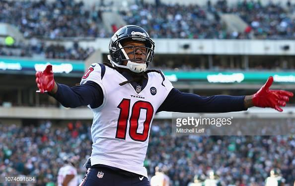 NFL DFS Optimal Lineups: Wild Card Weekend