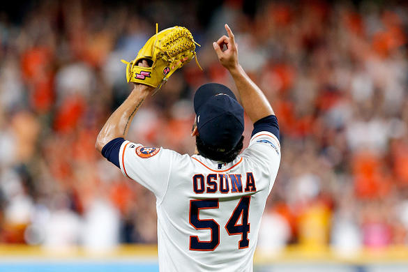 2019 MLB Draft Guide Player Profile: Roberto Osuna