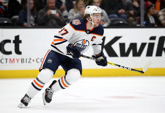 2019 DFS NHL Playbook: January 14