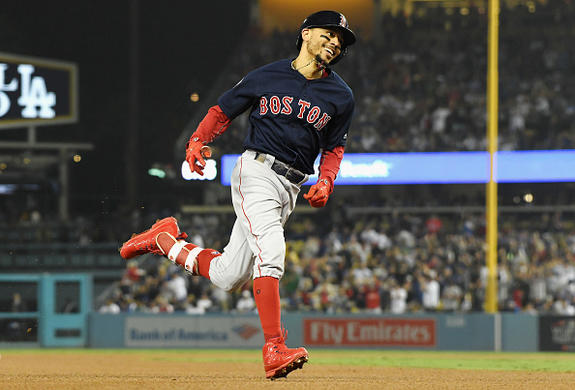2019 MLB Draft Guide Player Profile: Mookie Betts