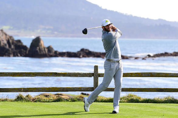 DFS PGA Playbook - AT&T Pebble Beach Pro-Am