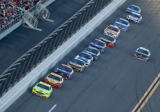 DFS NASCAR: Daytona 500 Optimal Lineups Cover Image
